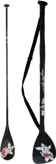 freeride paddle carbon