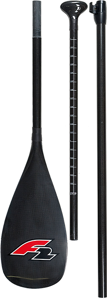 3 Piece Paddle<br /> Carbon #2