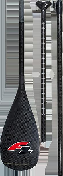 3 Piece Paddle<br /> Carbon #2