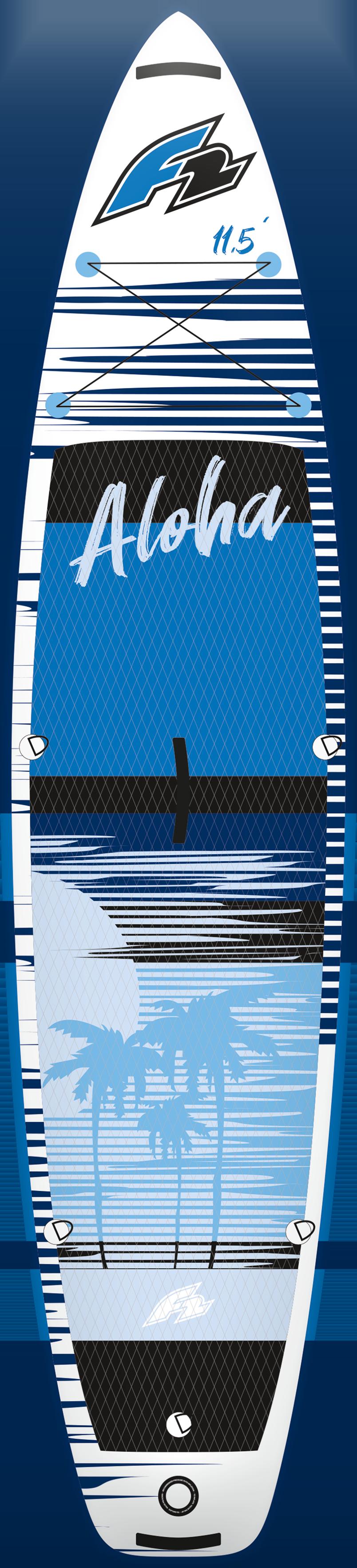 ALOHA BLUE - Top