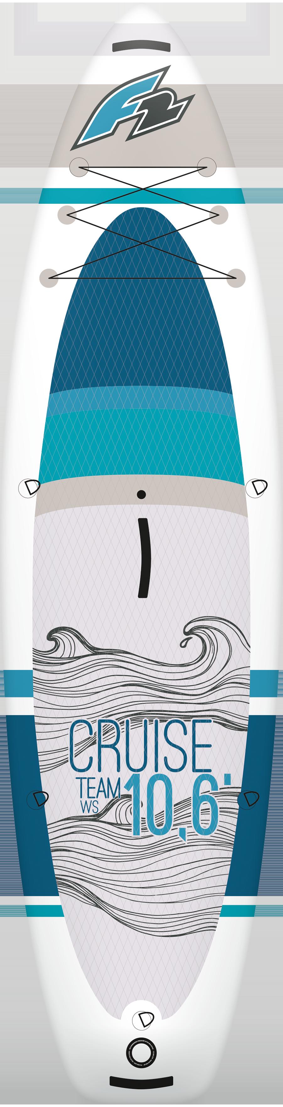 CRUISE TEAM WINDSURF - Top