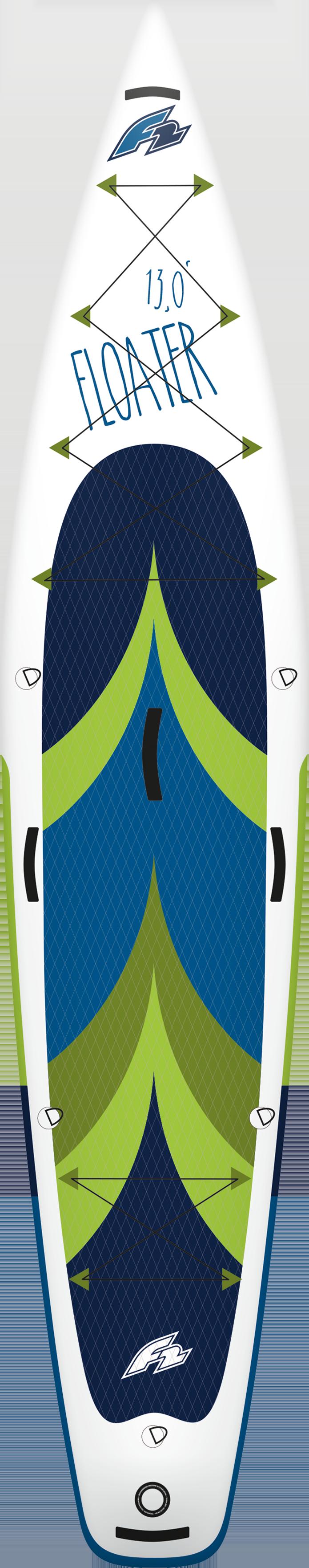 FLOATER OLIVE - Top
