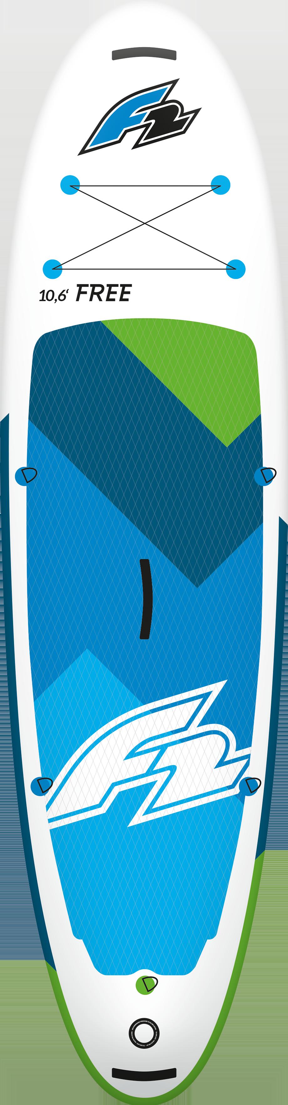 FREE GREEN - Top