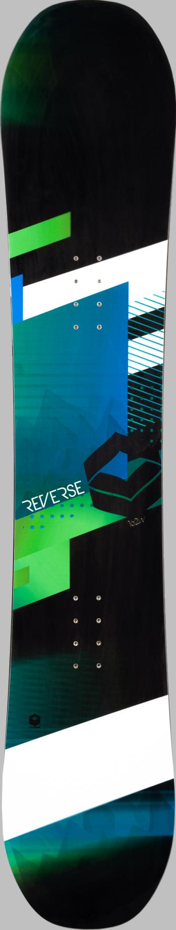 Reverse green - Top