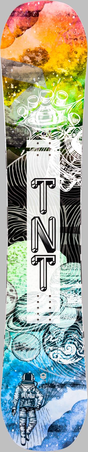 TNT green - Top