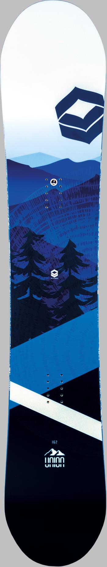 Union blue - Top