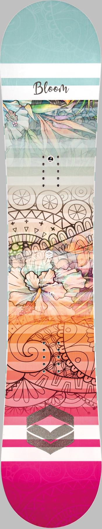 Bloom pink - Top