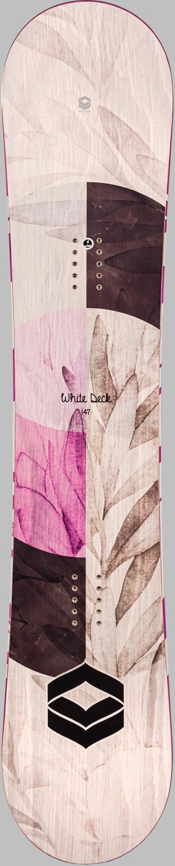 *NEW* Whitedeck Wood - Top