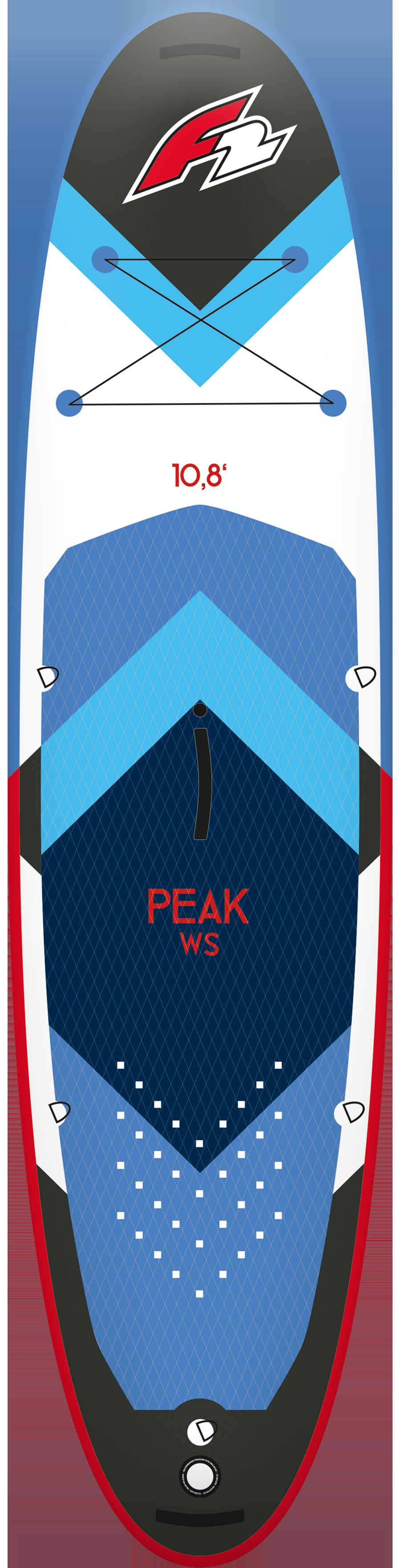 PEAK WINDSURF - Top