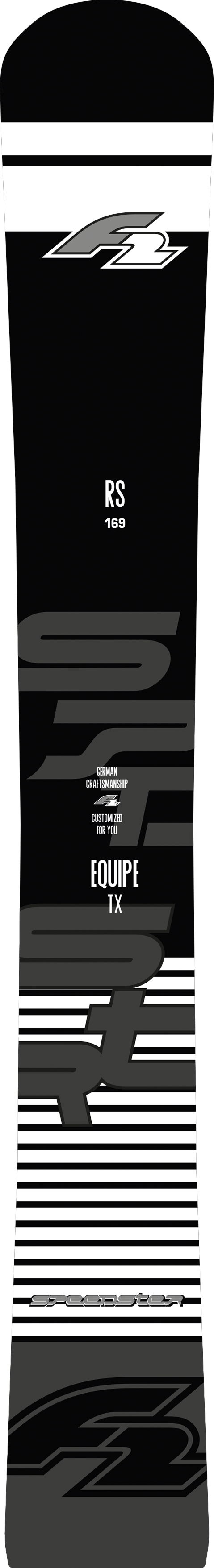 SPEEDSTER EQUIPE RS TX CARBON - Top