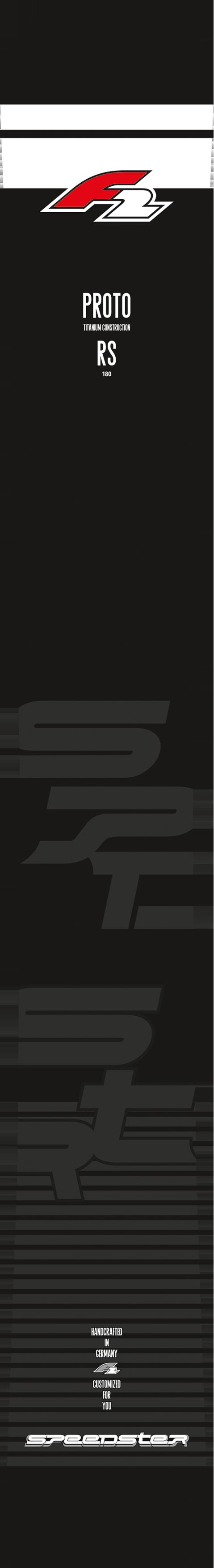 SPEEDSTER PROTO RS - Top