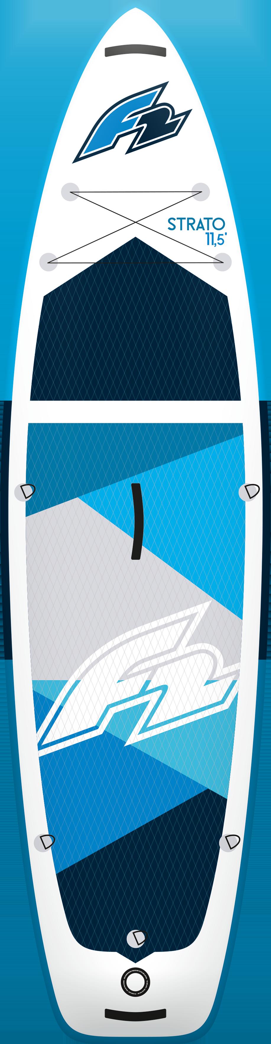 STRATO BLUE - Top