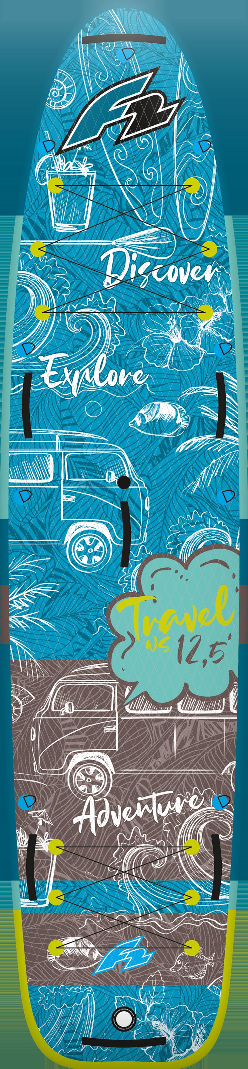 TRAVEL WINDSURF - Top