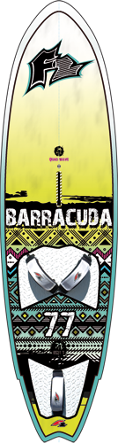 BARRACUDA - Top